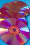 δίσκοι Cd Στοκ φωτογραφία με δικαίωμα ελεύθερης χρήσης