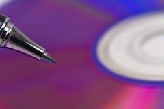 Δίσκος με τη μάνδρα στο σκληρό δίσκο Στοκ εικόνες με δικαίωμα ελεύθερης χρήσης