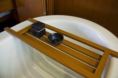 Δίσκος μπανιέρων Στοκ φωτογραφία με δικαίωμα ελεύθερης χρήσης