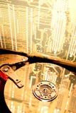 δίσκος σκληρός Στοκ εικόνα με δικαίωμα ελεύθερης χρήσης