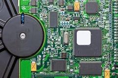 δίσκος υπολογιστών σκ&lambd Στοκ εικόνα με δικαίωμα ελεύθερης χρήσης