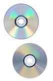 δίσκος Cd dvd Στοκ Εικόνα