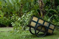 Δίτροχο wheelbarrow Στοκ Φωτογραφίες