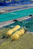 δίχτια του ψαρέματος Στοκ φωτογραφία με δικαίωμα ελεύθερης χρήσης
