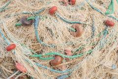 δίχτια του ψαρέματος Στοκ Φωτογραφίες