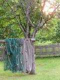 Δίχτυα του ψαρέματος ΙΙΙ Στοκ φωτογραφία με δικαίωμα ελεύθερης χρήσης