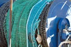 Δίχτυα του ψαρέματος Στοκ Φωτογραφίες