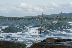 Δίχτυα του ψαρέματος - 3 Στοκ φωτογραφίες με δικαίωμα ελεύθερης χρήσης