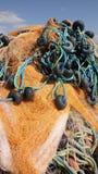 Δίχτυα του ψαρέματος Στοκ εικόνα με δικαίωμα ελεύθερης χρήσης