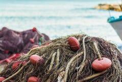 Δίχτυ του ψαρέματος Στοκ εικόνα με δικαίωμα ελεύθερης χρήσης