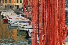 Δίχτυ του ψαρέματος Στοκ φωτογραφία με δικαίωμα ελεύθερης χρήσης