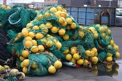 Δίχτυ του ψαρέματος Στοκ Εικόνες