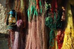 δίχτυ ψαρέματος Στοκ Φωτογραφίες