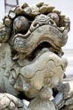 Δαίμονας στο τέρας πολεμιστών παλατιών του Teet ναών wat Στοκ Εικόνες