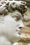 Δαβίδ Φλωρεντία Ιταλία Στοκ Φωτογραφίες