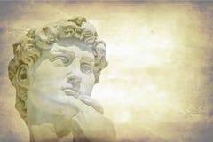 Δαβίδ Φλωρεντία Στοκ εικόνα με δικαίωμα ελεύθερης χρήσης
