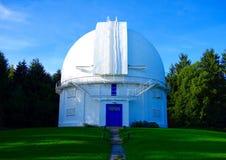 Δαβίδ Dunlap Observatory στοκ φωτογραφία