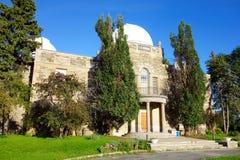 Δαβίδ Dunlap Observatory στοκ εικόνα με δικαίωμα ελεύθερης χρήσης