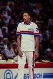 Δαβίδ Greenwood, Detroit Pistons Στοκ Εικόνες