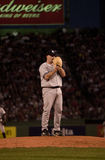 Δαβίδ Wells, New York Yankees Στοκ φωτογραφία με δικαίωμα ελεύθερης χρήσης
