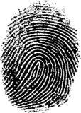 δακτυλικό αποτύπωμα 7 στοκ εικόνες με δικαίωμα ελεύθερης χρήσης