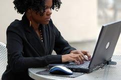 δακτυλογράφηση υπολογιστών στοκ εικόνες με δικαίωμα ελεύθερης χρήσης