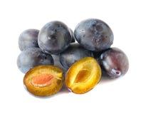 Δαμάσκηνα. φρούτα Στοκ Εικόνα