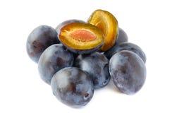 Δαμάσκηνα. φρούτα Στοκ φωτογραφία με δικαίωμα ελεύθερης χρήσης