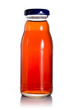 δαμάσκηνο χυμού μπουκαλιών Στοκ φωτογραφία με δικαίωμα ελεύθερης χρήσης