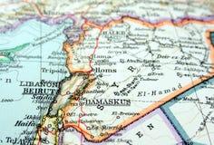 Δαμασκός Συρία Στοκ Εικόνες