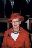 Δανία ΙΙ βασίλισσα margrethe Στοκ Εικόνες