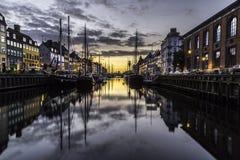 Δανία Κοπεγχάγη Στοκ Εικόνες