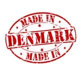 Δανία που γίνεται απεικόνιση αποθεμάτων