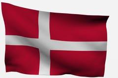 Δανία διανυσματική απεικόνιση