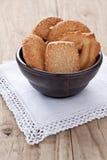 Δανικά βουτύρου μπισκότα Στοκ φωτογραφία με δικαίωμα ελεύθερης χρήσης