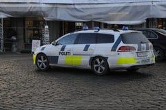 ΔΑΝΙΚΗ ΑΣΤΥΝΟΜΙΑ _POLITI Στοκ φωτογραφία με δικαίωμα ελεύθερης χρήσης
