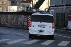 ΔΑΝΙΚΗ ΑΣΤΥΝΟΜΙΑ _POLITI Στοκ φωτογραφίες με δικαίωμα ελεύθερης χρήσης
