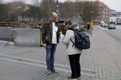 ΔΑΝΙΚΗ ΗΜΕΡΑ ΣΥΛΛΟΓΗΣ ΚΑΡΚΙΝΟΥ Στοκ Εικόνες