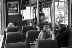 ΔΑΝΙΚΟ ΔΗΜΟΣΙΟ ΣΎΣΤΗΜΑ ΜΕΤΑΦΟΡΆΣ Στοκ φωτογραφία με δικαίωμα ελεύθερης χρήσης