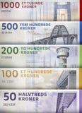 Δανικό υπόβαθρο ακρών κορωνών Στοκ φωτογραφία με δικαίωμα ελεύθερης χρήσης