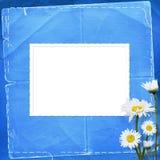 δαντέλλα πλαισίων λουλ&om Στοκ εικόνες με δικαίωμα ελεύθερης χρήσης