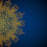 Δαντελλωτός χαιρετισμός ημέρας του διανυσματικού βαλεντίνου περίκομψος Στοκ εικόνες με δικαίωμα ελεύθερης χρήσης