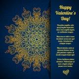 Δαντελλωτός χαιρετισμός καρδιών εγγράφου ημέρας του διανυσματικού βαλεντίνου Στοκ Εικόνες