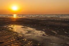 Δαρβίνος, ηλιοβασίλεμα στην παραλία Mindil στοκ φωτογραφία με δικαίωμα ελεύθερης χρήσης