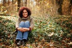 δασικές γυναικείες νε&omic Στοκ Εικόνες