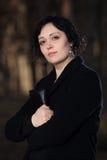 δασική γυναίκα Στοκ εικόνες με δικαίωμα ελεύθερης χρήσης