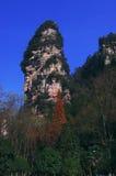 δασικό εθνικό πάρκο zhangjiajie Στοκ Φωτογραφία