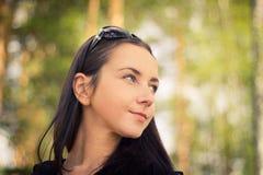 δασικό κορίτσι Στοκ φωτογραφίες με δικαίωμα ελεύθερης χρήσης