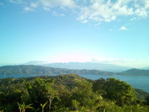 Δασικό νησί στοκ εικόνα με δικαίωμα ελεύθερης χρήσης