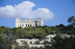 Δασικό παλάτι Στοκ Εικόνες